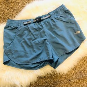 The North Face hike shorts